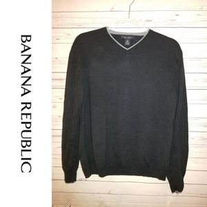 Banana Republic Silk Cashmere Sweater | Small